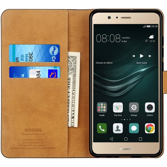 Wallet Phone Case For Huawei P Series