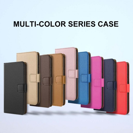Multicolor Wallet Phone Case For Samsung S Series