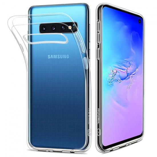 Slim Protective Clear Samsung Galaxy S10 Phone Cover